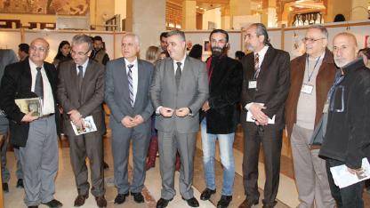 معرض سورية الدولي الثالث عشر للكاريكاتير