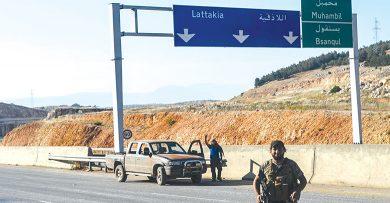 Photo of «النصرة» تستعد للسيطرة على طول الطريقين الدوليين بين حلب وكل من اللاذقية وحماة …إرهابيو الشمال يستغلون الظروف الجوية لـ«التسلل» والجيش يتصدى
