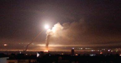 Photo of أكدت أنه نفذ تحت غطاء طائرتين مدنيتين …موسكو: العدوان الإسرائيلي على سورية استفزازي وانتهاك لسيادتها