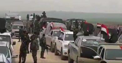 Photo of تصدى لخروقات «اتفاق إدلب» …الجيش يتهيأ لدخول مدينة منبج وحشوده على أبوابها