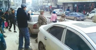 Photo of تركيا تواصل تحشيد قواتها على الحدود وتوفد كبار مسؤوليها إلى روسيا …الجيش يتحرك في محيط «منبج» تمهيداً لاستعادتها