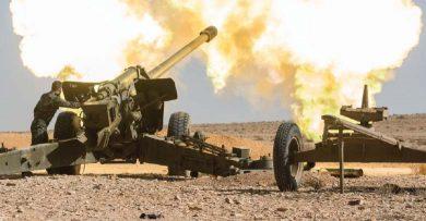 Photo of «النصرة» تصعِّد شمالاً.. والجيش يدك مواقعها بمدفعيته