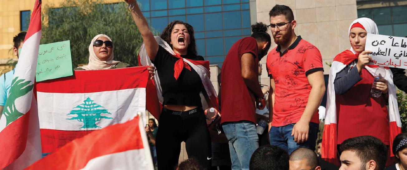 البنك الدولي الوضع في لبنان يصبح أكثر خطورة ومستعدون لدعمه لكن