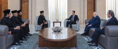 Photo of الرئيس الأسد يتقبل أوراق اعتماد سفيري إندونيسيا وجنوب إفريقيا