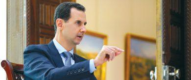 Photo of أكد أن معظم السوريين فهموا أهمية التوحّد مع الدولة بغضّ النظر عن الخلافات السياسية … الرئيس الأسد: الوجود الأميركي سيولّد مقاومة تؤدي إلى خروجه