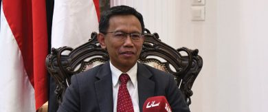 Photo of السفير الإندونيسي: نحترم سيادة سورية ونسعى لتوطيد العلاقات معها