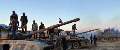 Photo of الجيش ينتشر في تل تمر ومحيط الطريق «M4» بين الحسكة وحلب بدءاً من الأربعاء