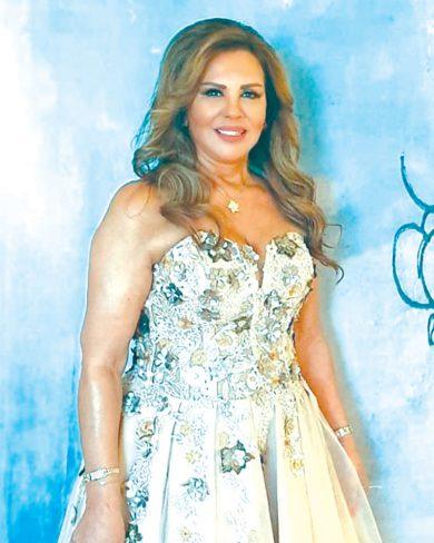 Photo of سلمى المصري في «بروكار»