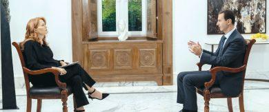 Photo of رئاسة الجمهورية ستبثه مساء اليوم … قناة إخبارية إيطالية تمتنع عن بث لقاء أجرته مع الرئيس الأسد!