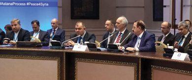Photo of الجعفري في ختام «أستانا 14»: مستمرون في مكافحة الإرهاب ولاسيما بإدلب … موسكو ترفض «الحكم الذاتي»: سورية يجب أن تُدار مركزياً
