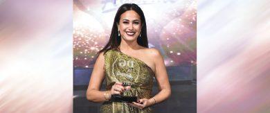 Photo of هند صبري تفوز بجائزة أفضل ممثلة