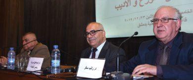Photo of شاكر مصطفى الأديب وأحد أهم مؤرخي العصر الحديث