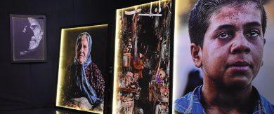 Photo of معرض بعنوان witness لخلدون كيلاني