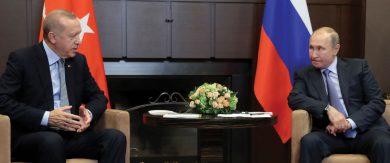 Photo of بوتين سيلتقي أردوغان في الـ8 من الشهر القادم.. والأزمة السورية على طاولة المباحثات