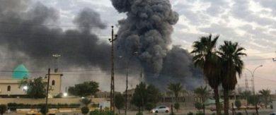 Photo of عدوان أميركي على منشآت تابعة لـ«الحشد الشعبي» في العراق وسورية