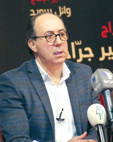 Photo of محمد خير جراح.. نجم مسرحي فوق العادة