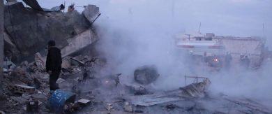 Photo of صعّدوا من اعتداءاتهم على المناطق الآمنة.. وارتقاء مزيد من الشهداء في حلب … الجيش يدمّر مواقع الإرهابيين في الشمال ويكبدهم خسائر فادحة