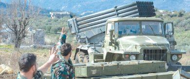 Photo of أردوغان طلب من بوتين التوسط لوقف تقدم الجيش في «خفض التصعيد» … إرهابيو حلب يرتكبون مجزرة جديدة ويد الجيش على الزناد
