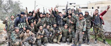 Photo of الجيش يسيطر على قرى جديدة شمال «معرة النعمان».. وينتزع «الراشدين 5» وخان طومان