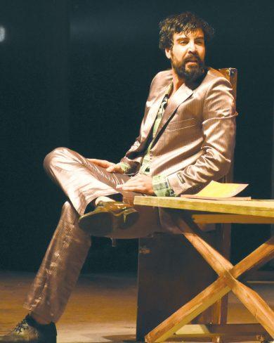 Photo of لجين إسماعيل متألق على الخشبة