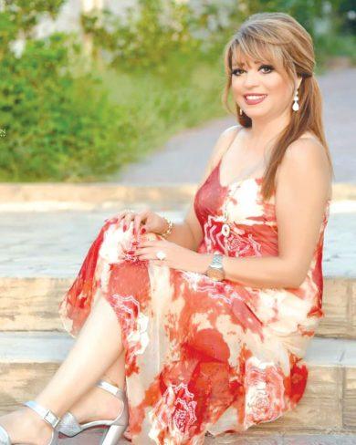 Photo of ريم عبد العزيز بأحدث إطلالاتها