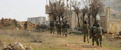 Photo of مشّط «M5» تمهيداً لوضعه في الخدمة.. وسيطر على 25 كم من طريق حلب إدلب القديم … الجيش يكتسح مناطق واسعة بريف حلب الغربي ويطرد الإرهاب منها
