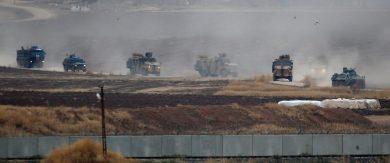 Photo of النظام التركي يعود لتسيير الدوريات المشتركة … تعزيزات عسكرية روسية من ريف حلب الشرقي إلى مطار الطبقة