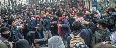 Photo of لاستجداء دعم «الناتو» لعدوانه … النظام التركي يطلق المهجرين باتجاه أوروبا
