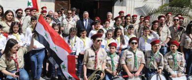 Photo of في الذكرى الـ57 لثورة الثامن من آذار المجيدة … «البعث»: سورية أضحت عصية على الأعداء وحماقات أردوغان وأوهامه
