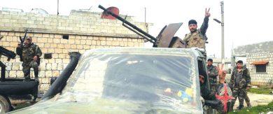 Photo of جنود أردوغان يفرّون من الجبهات ومرتزقته لا تثق به … الهدنة صامدة في إدلب وإرهابيو المناطق المحتلة يتناحرون