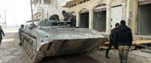Photo of الاحتلال التركي يواصل دورياته المنفردة على «M4»! … الجيش يفرض وقف إطلاق النار في إدلب بالقوة لليوم الـ17