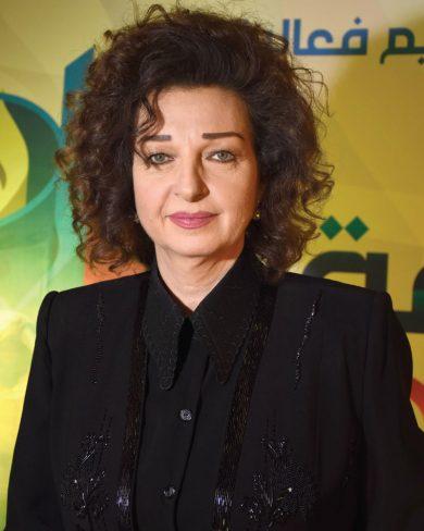 Photo of نادين الخوري مكرمةً