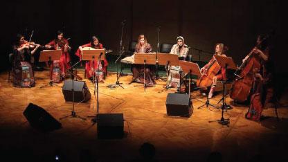 Image result for التخت الشرقي في الموسيقى