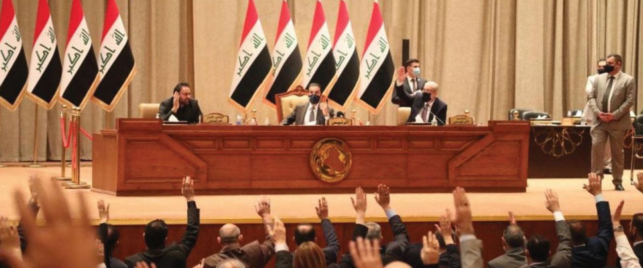 رئيس البرلمان يعلن تمديد الفصل التشريعي … إعادة نشاط اللجنة الاقتصادية التجارية العراقية الإيرانية بعد توقف 6 أعوام