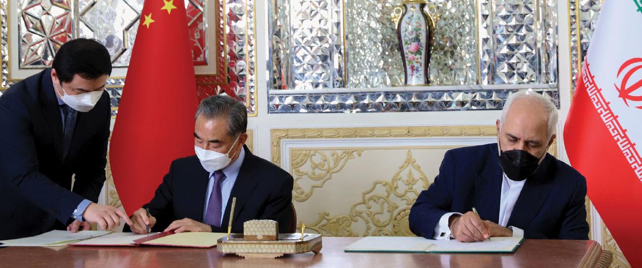 السفير ترك آبادي لـ«الوطن»: اتفاق الشراكة مع الصين فيه مصالح مشتركة لإيران ولسورية ولكل الشركاء في المنطقة