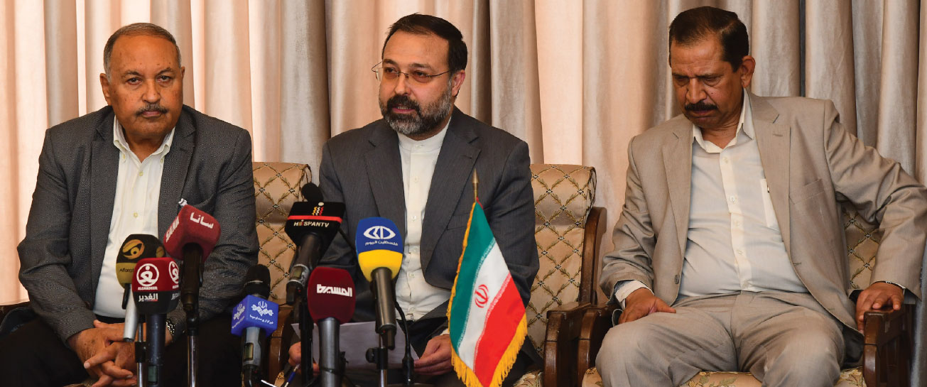 إيران: ندعم نضال دول محور المقاومة في وجه المؤامرات والاحتلال والإرهاب