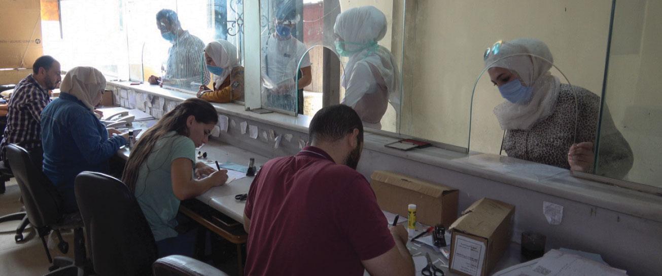 سورية توّدع السجلات الورقية … رحال لـ«الوطن»: أمانة سورية الواحدة ستكون جاهزة قبل منتصف الشهر الحالي